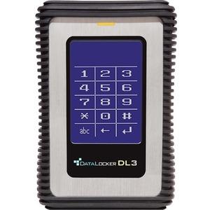 DataLocker DL3 4 TB External Solid State Drive - TAA Compliant