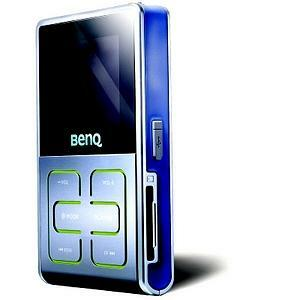 BenQ Joybee 720 5GB MP3 Player
