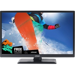"""Linsar 24"""" LED Smart Television with Freeview HD"""