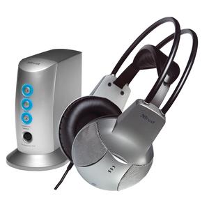 Trust 751 Silver line 5.1 Surround Headphone