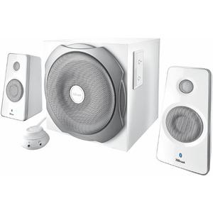 Trust Tytan 2.1 Subwoofer Speaker Set with Bluetooth - White