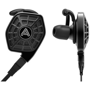 Audeze iSINE 10 Black/ Silver with Lightning Cypher Cable