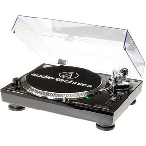 Audio-Technica AT-LP120-USBHC Direct-Drive Professional Turntable