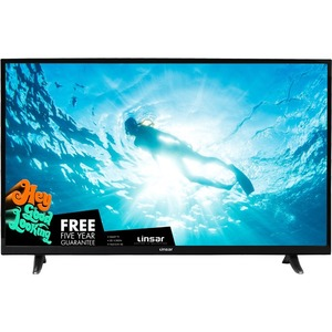 "Linsar 49"" UHD Smart Television with Freeview HD"