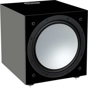 Monitor Audio Silver W12 Satin White Subwoofer