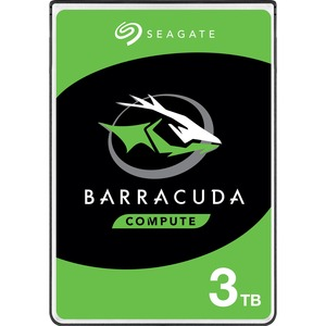 "Seagate Barracuda ST3000DM007 3 TB Hard Drive - SATA (SATA/600) - 3.5"" Drive - Internal"