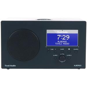 Tivoli Audio Albergo Clock Radio with Bluetooth
