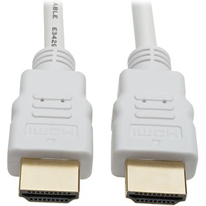 Tripp Lite P568-016-WH High-Speed HDMI 4K Cable (M/M), White, 16 ft.