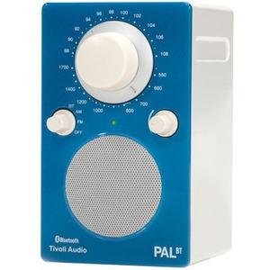 Tivoli Audio Pal BT Portable Blue Bluetooth Radio