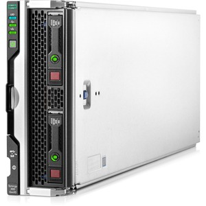 HPE Synergy 480 G10 Server - 2 x Intel Xeon Gold 6130 Hexadeca-core (16 Core) 2.10 GHz - 64 GB Installed DDR4 SDRAM - 12