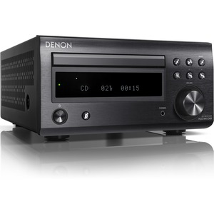 Denon RCD-M41DAB Micro HiFi CD Receiver with Bluetooth and FM/DAB/DAB+ Tuner