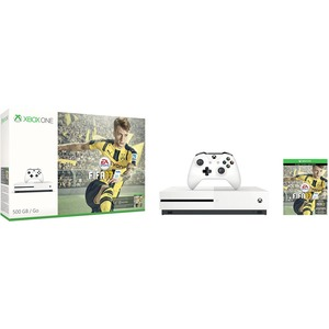 Microsoft Xbox One S FIFA 17 Bundle (500GB)