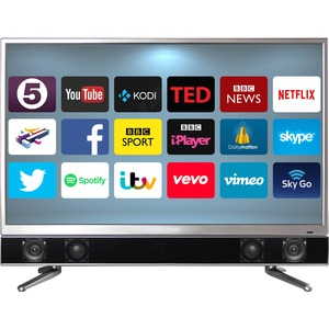 """Ferguson 43"""" Android Smart TV with Intergrated Sound Bar"""