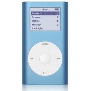Apple iPod mini 4GB MP3 Player