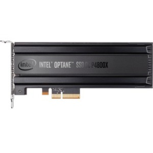 Intel P4800X 750 GB Solid State Drive - PCI Express (PCI Express x4) - Internal - Plug-in Card