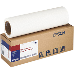 Ultrasmooth Fine Art Paper 17in 50 Roll