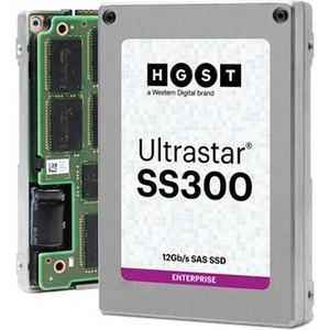 "HGST Ultrastar SS300 HUSMR3280ASS200 800 GB Solid State Drive - SAS (12Gb/s SAS) - 2.5"" Drive - Internal"