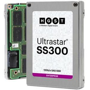 "HGST Ultrastar SS300 HUSMR3216ASS204 1.60 TB Solid State Drive - SAS (12Gb/s SAS) - 2.5"" Drive - Internal"