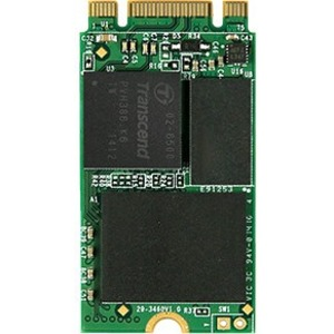 Transcend MTS MTS400 128 GB Solid State Drive - SATA (SATA/600) - Internal - M.2 2242