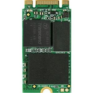 Transcend MTS MTS400 256 GB Solid State Drive - SATA (SATA/600) - Internal - M.2 2242