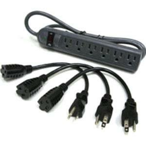 6-Outlet Surge3 1ft Outlet Saver Kit / Mfr. No.: 39995