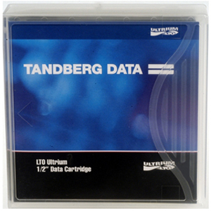 Tandberg Data LTO Ultrium 3 Tape Cartridge