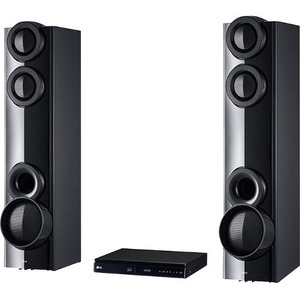 LG 3D Blu-ray Disk/DVD/CD Home Theater System LHB675