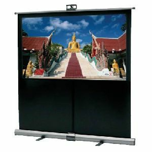 80in Dia Dia Theater-Lite Portable Wide Power 16:9 39x70i / Mfr. No.: 94129
