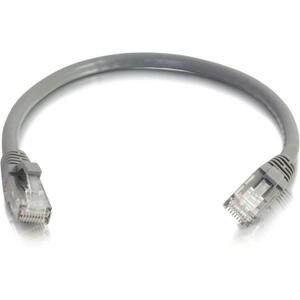 50pk 7ft Cat6 Gray Snagless Patch Cable 550mhz / Mfr. no.: 29033