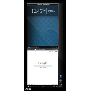 """AMX 20.3"""" Modero X Series G5 Panoramic Wall Touch Panel"""