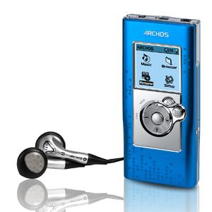 Archos Gmini XS 100 3GB Digital Audio Player