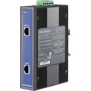 Advantech EKI-2701PSI Industrial PoE Splitter with Wide Temperature