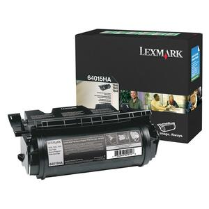 Lexmark® Laser Cartridge High Yield Return Program 64015HA