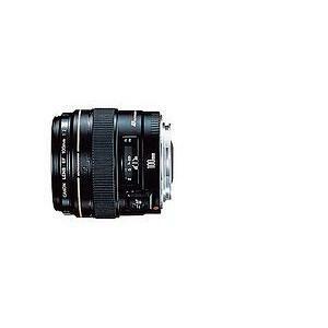 Canon EF 100mm f/2 USM Standard & Medium Telephoto Lens