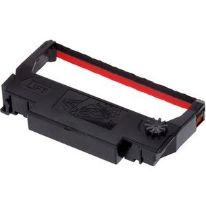 Ruban Epson Noir et Rouge pour M-300, TM-U200/210 220/230/270/300/370/375 - ERC-38BR - S015376