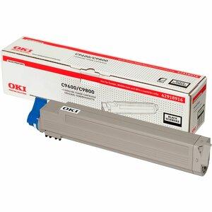 Toner OKI Noir - 15 000 Pages Pour C96X0/98X0/98X0MFP - 42918916