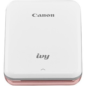 Canon IVY Zero Ink Printer - Color - Photo Print - Portable - Rose Gold
