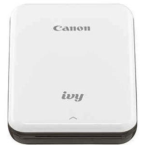 Canon IVY Zero Ink Printer - Color - Photo Print - Portable - Slate Gray