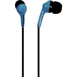 ifrogz EarPollution Bolt Earbuds (Blue)