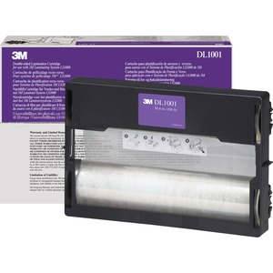 3M Laminating System Cartridge for LS1000 Front and Back 100'