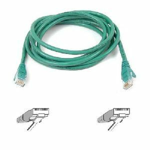 6ft Cat5e Green Patch Cable . / Mfr. No.: A3l791-06-Grn