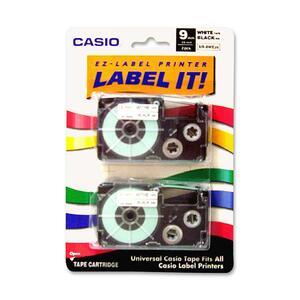 Casio TAPE CASS  9MM ALL MODEL*BK/WT