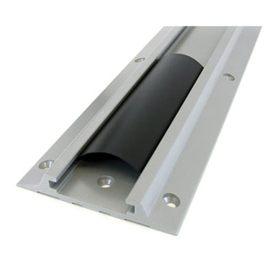10in Alum Wall Track 10in Long X 5in Wide Mount Hardware Not I / Mfr. No.: 31-016-182