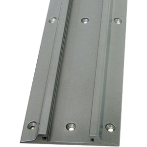 34in Wall Track Aluminum With Channel Cover/Mnt Hardware Not / Mfr. No.: 31-018-182