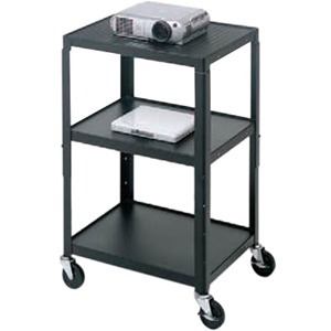 Bretford A2642E Height Adjustable A/V Cart