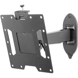 Long Pivot Wall Mount For 22in-40in LCD Screens - Black T / Mfr. No.: Sp740p