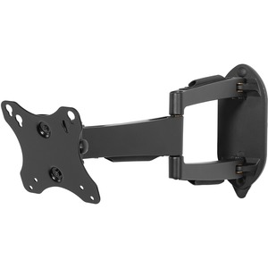 Articulating LCD Wall Arm For 10-24 LCD Screens - Black TAA / Mfr. No.: Sa730p
