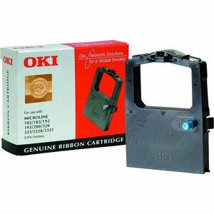 Ruban OKI noir - 9002303