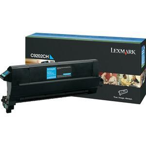 Toner Lexmark Cyan pour C920 - C9202CH