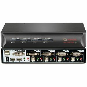 Open Box Avocent SwitchView DVI 2-Port KVM Switch / Mfr. No.: 2svDVI10-001